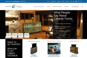 Cabinet Tronix