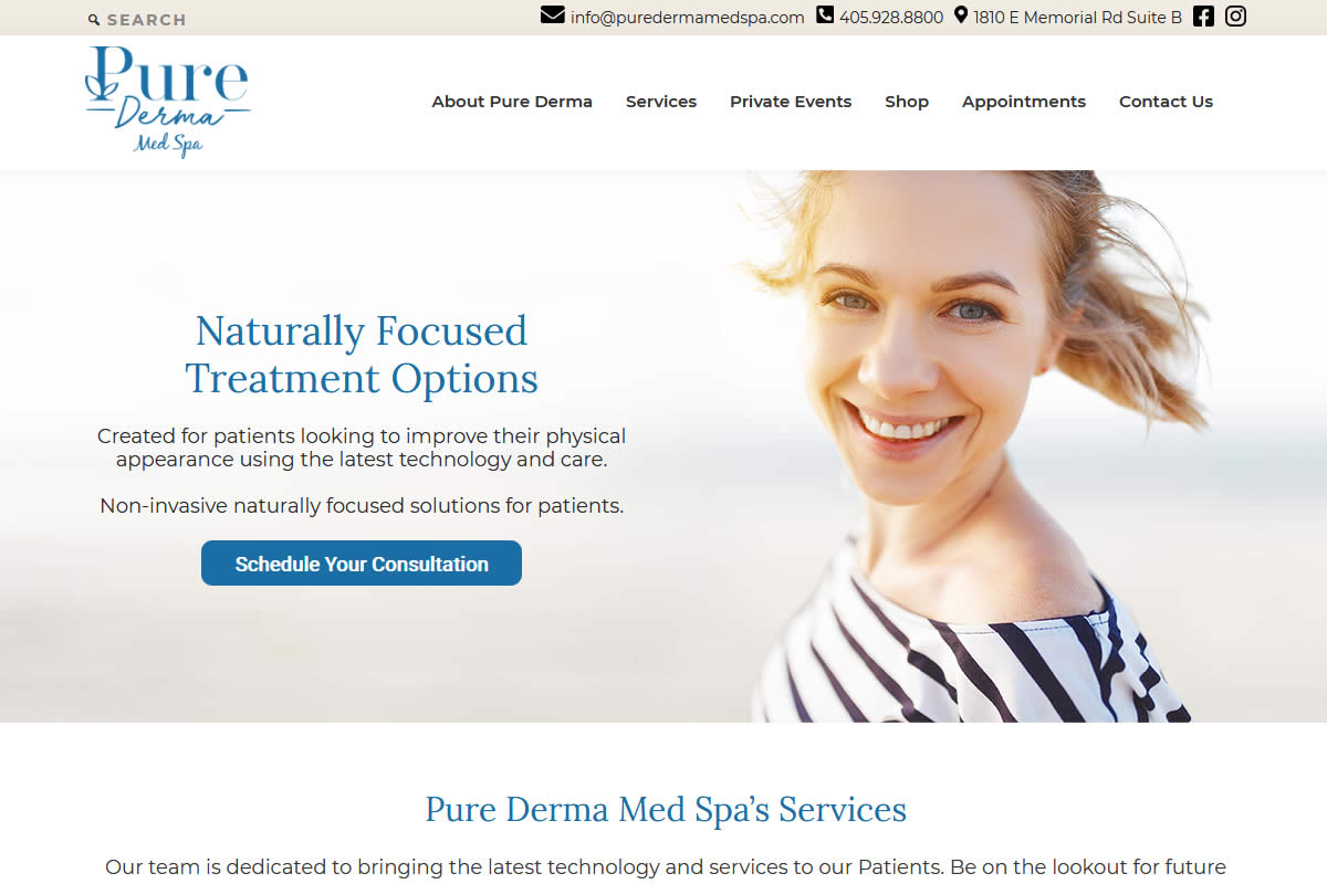 Pure Derma Med Spa