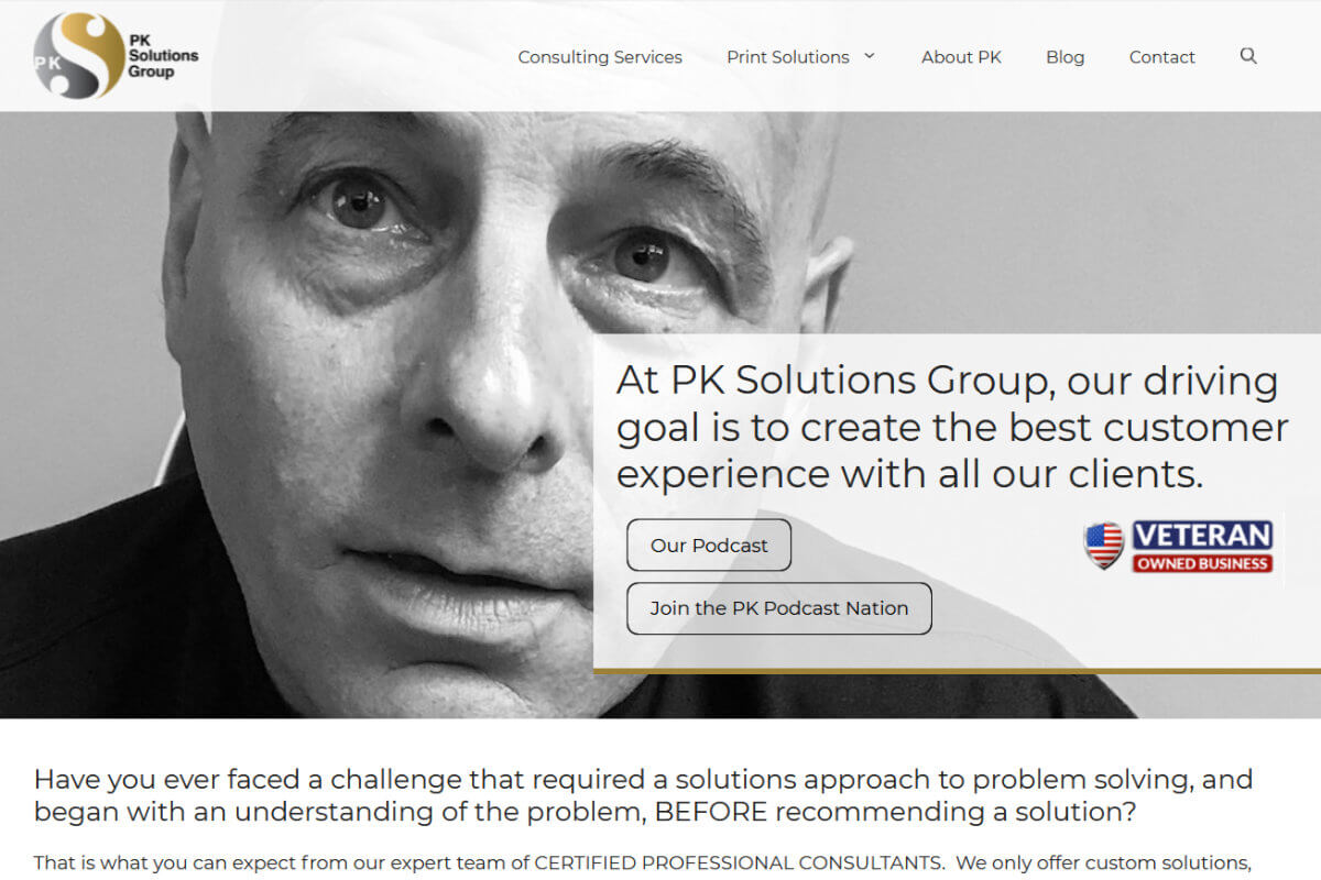 PK Solutions Group